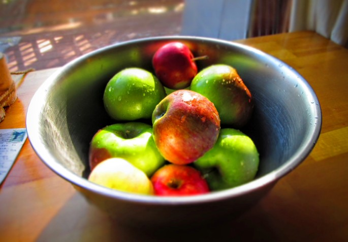 NH McIntosh Apples