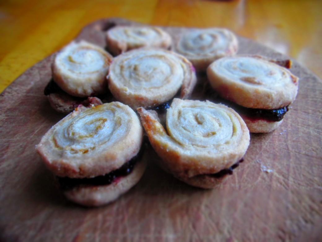 Berry Swirl Pie Cookies Recipe