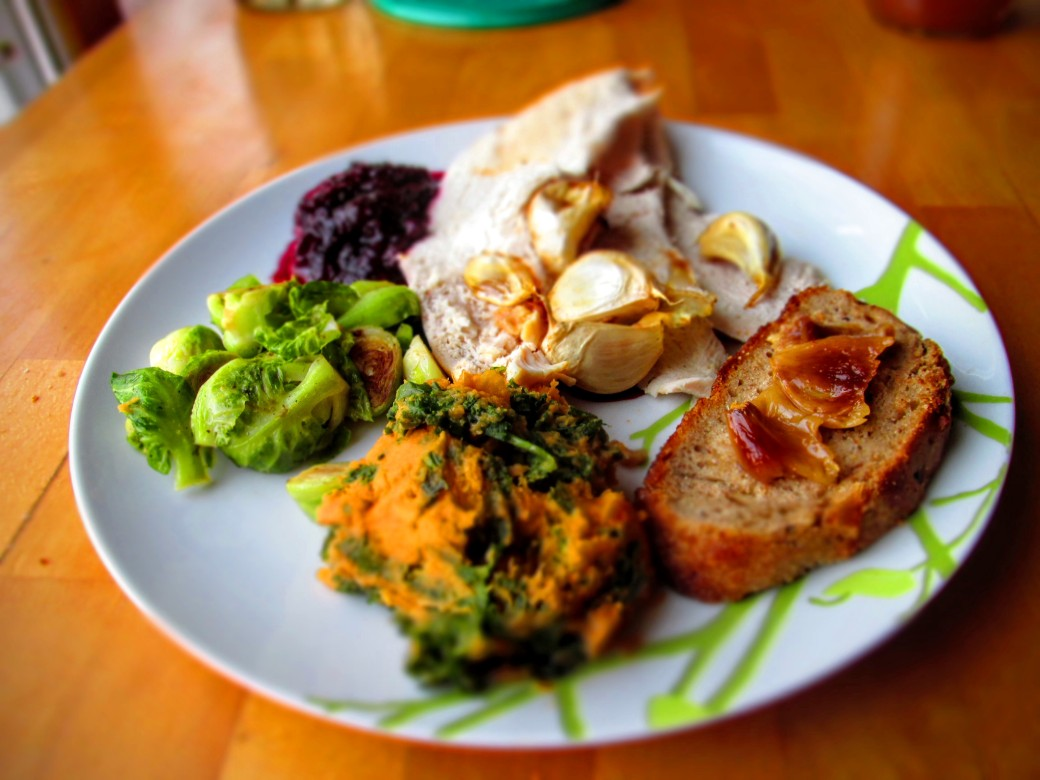 Local Thanksgiving Dinner